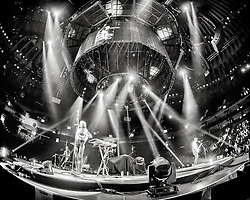 Phantogram at The Oracle Arena - Oakland, CA - 12/15/15