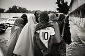 Female Basketball, Mogadishu