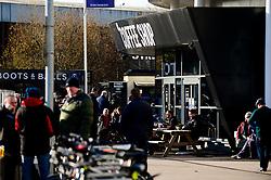 Coffee Shop - Mandatory by-line: Dougie Allward/JMP - 01/12/2019 - RUGBY - Ashton Gate - Bristol, England - Bristol Bears v London Irish - Gallagher Premiership Rugby