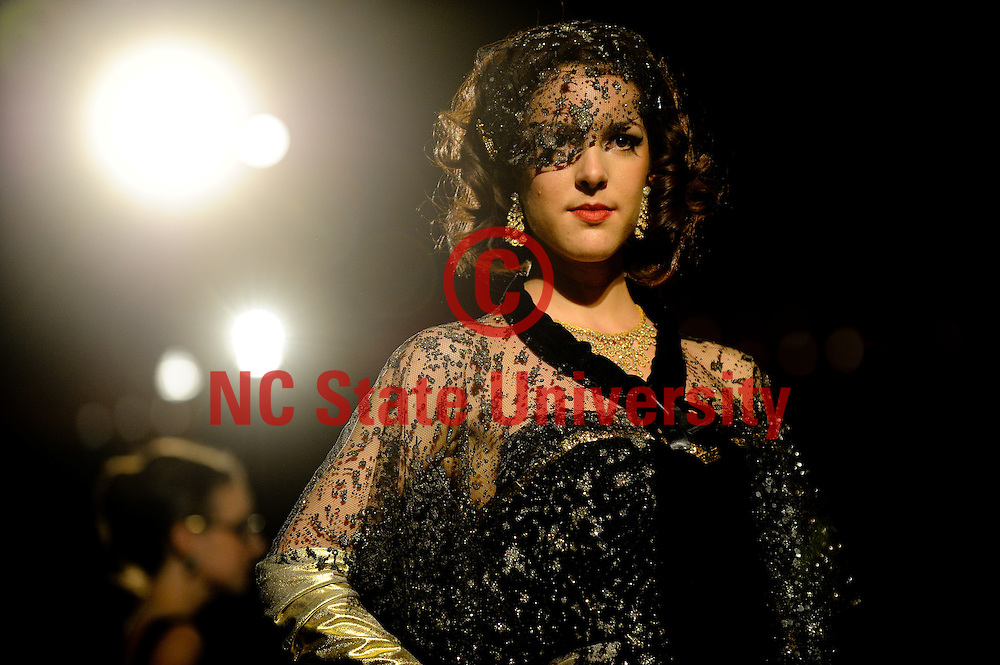 Art2Wear 2012 at Reynolds Coliseum. Photo by Marc Hall