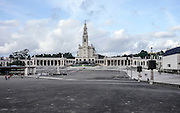 The Sanctuary of Our Lady of Fátima (with the Chapel of the Apparitions and the Basilica of Our Lady of the Rosary) Fatima, Portugal