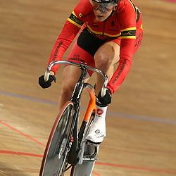 Elis Ligtlee (Adelaar) Nederlands Kampioen 500 meter junior vrouwen