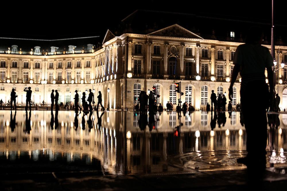 Le Miroir d'Eau 2, Bordeaux