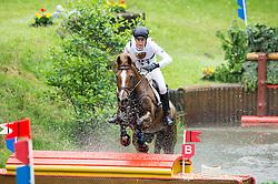 Schrade Dirk, (GER), Hop and Skip   <br /> Cross country - CIC3* Luhmuhlen 2016<br /> © Hippo Foto - Jon Stroud<br /> 18/06/16