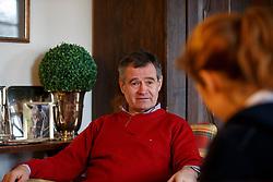Gestütspotrait Klosterhof Medingen Burkhard Wahler (Betriebsleiter)<br /> Medingen - Gestütsportrait Klosterhof Medingen 2016<br /> © www.sportfotos-lafrentz.de / Stefan Lafrentz