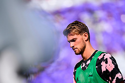 15.09.2019, Stadio Artemio Franchi, Florenz, ITA, Serie A, ACF Fiorentina vs Juventus Turin, 3. Runde, im Bild rugani // rugani during the Seria A 3th round match between ACF Fiorentina and Juventus Turin at the Stadio Artemio Franchi in Florenz, Italy on 2019/09/15. EXPA Pictures © 2019, PhotoCredit: EXPA/ laPresse/ Alfredo Falcone<br />