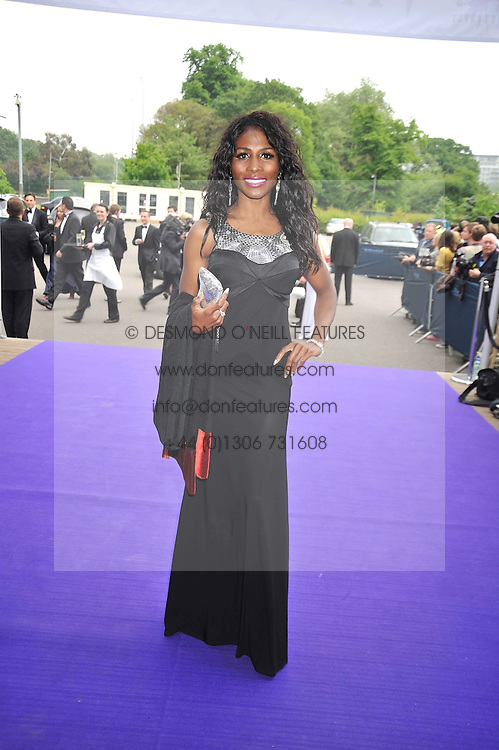 SINITTA at The Butterfly Ball in aid of the Caudwell Children Charity held in Battersea park, London on 14th May 2009.