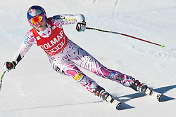 23.01.2011, Tofana, Cortina d Ampezzo, ITA, FIS World Cup Ski Alpin, Lady, Cortina, SuperG, im Bild Lindsey Vonn (USA, #18) // Lindsey Vonn (USA) during FIS Ski Worldcup ladies SuperG at pista Tofana in Cortina d Ampezzo, Italy on 23/1/2011. EXPA Pictures © 2011, PhotoCredit: EXPA/ J. Groder