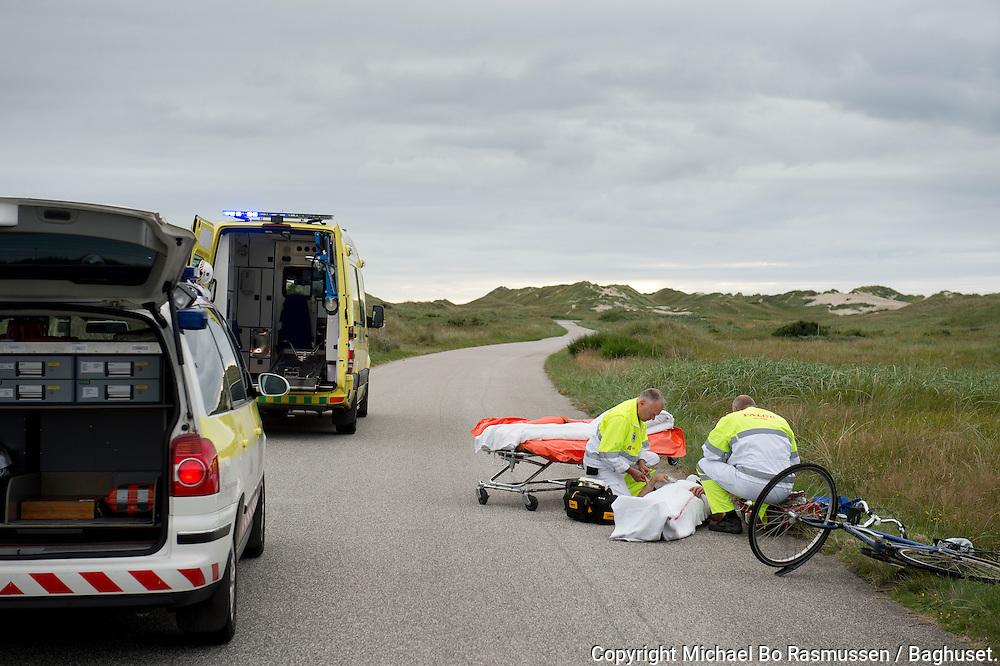 Falck Skagen. Foto: © Michael Bo Rasmussen / Baghuset. Dato: 19.07.12