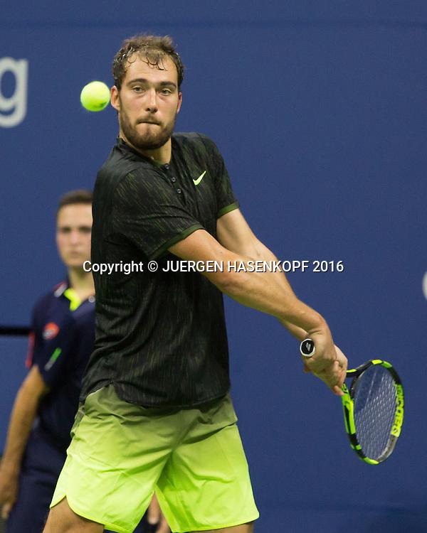 JERZY JANOWICZ (POL)<br /> <br /> Tennis - US Open 2016 - Grand Slam ITF / ATP / WTA -  Flushing Meadows - New York - New York - USA  - 30 August 2016.