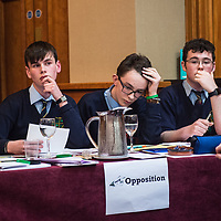The Concern Debates Semi Final 2016-17, Dublin, 2017. Photography by Ruth Medjber