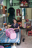 Hidden Life in Saigon's Alleys