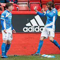 Aberdeen v St Johnstone…29.04.17     SPFL    Pittodrie<br />