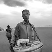 Stranger, Bangladesh by Aisha