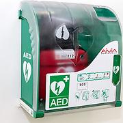 NLD/Hilversum/20180501 - Lancering van 'Somertijd Reanimatiedag' AED