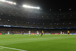 A general view of Camp Nou  - Photo mandatory by-line: Dougie Allward/JMP - Mobile: 07966 386802 - 18/03/2015 - SPORT - Football - Barcelona - Nou Camp - Barcelona v Manchester City - UEFA Champions League - Round 16 - Second Leg
