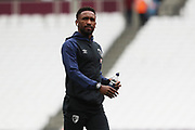 Bournemouth striker Jermain Defoe (18) during the Premier League match between West Ham United and Bournemouth at the London Stadium, London, England on 18 August 2018.