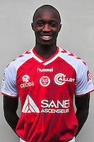Antoine Conte - 21.10.2014 - Photo officielle Reims - Ligue 1 2014/2015<br /> Photo : Philippe Le Brech / Icon Sport