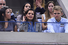 Celebs at US Tennis Open - 7 Sep 2017