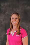 Desiree Dubreuil during  portrait session prior to the second stage of LPGA Qualifying School at the Plantation Golf and Country Club on Oct. 6, 2013 in Vience, Florida. <br /> <br /> <br /> ©2013 Scott A. Miller