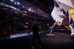 Jernej Kruder of Slovenia during Final of Adidas RockStars 2018, on September 22, 2018 in Porsche-Arena, Stuttgart, Germany. Photo by Urban Urbanc / Sportida
