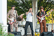 Michael Vincent Band  at Rotary Park 22Jun13