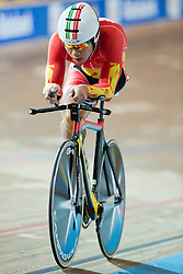 LIANG Guihua, CHN, Individual Pursuit, 2015 UCI Para-Cycling Track World Championships, Apeldoorn, Netherlands