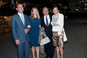 JAMES MURDOCH; KATHRYN MURDOCH; RUPERT MURDOCH; WENDI DENG, Summer party hosted by Rupert Murdoch. Oxo Tower, London. 17 June 2009