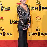 NLD/Scheveningen/20161030 - Premiere musical The Lion King, Suzanne de Geus - Ozek
