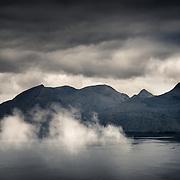 Isle of Rum, Scotland.