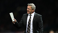 Rugby League - 2017 Super League Grand Final - Castleford Tigers vs. Leeds Rhinos<br /> <br /> Daryl Powell head coach of Castleford Tigers  at Old Trafford.<br /> <br /> COLORSPORT/LYNNE CAMERON