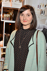 RUBY BENTALL at the launch of the Space NK Global Flagship store at 285-287 Regent Street, London on 10th November 2016.