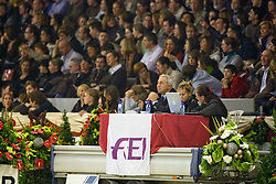 Judge<br /> CDI-W Mechelen 2007<br /> Photo © Dirk Caremans