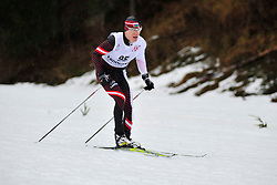 POLUKHIN Nikolay Guide: TOKAREV Andrey, RUS at the 2014 IPC Nordic Skiing World Cup Finals - Long Distance