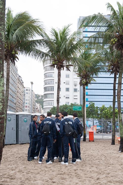 Homeless World Cup Rio 2010