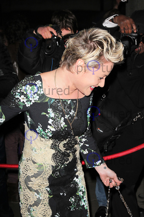 Jaime Winstone, The London Evening Standard British Film Awards, London Film Museum, London UK, 04 February 2013, (Photo by Richard Goldschmidt)