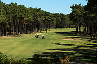 PORTUGAL - AROUIRA - Golfbaan Arouira II . Hole 11  . COPYRIGHT KOEN SUYK
