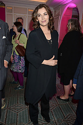 NIGELLA LAWSON at the 2016 Fortnum & Mason Food & Drink Awards held at Fortnum & Mason, Piccadilly, London on 12th May 2016.