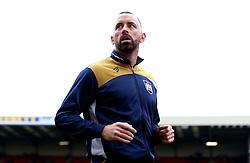 Aaron Wilbraham of Bristol City - Mandatory by-line: Robbie Stephenson/JMP - 29/10/2016 - FOOTBALL - Oakwell Stadium - Barnsley, England - Barnsley v Bristol City - Sky Bet Championship
