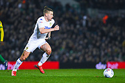 Kalvin Phillips of Leeds United (23) in action during the EFL Sky Bet Championship match between Leeds United and West Bromwich Albion at Elland Road, Leeds, England on 1 March 2019.
