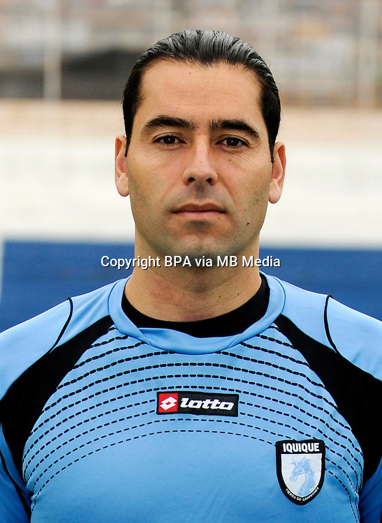 Chile Football League Serie A  /<br /> ( Club de Deportes Iquique ) - <br /> Rodrigo Naranjo