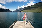 D'Arcy, near Anderson Lake, British Columbia.