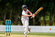 MVP Matthew Hocquard of Huntley during the National Primary School Cup Final, Bert Sutcliffe Oval, Lincoln, New Zealand, 16th November 2018.Copyright photo: John Davidson / www.photosport.nz