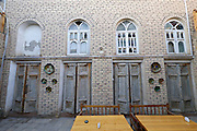 Uzbekistan, Bukhara. K. Komil Boutique Hotel.