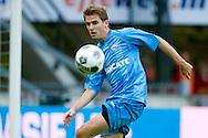 27-08-2011: Voetbal:NEC Nijmegen:Heracles Almelo:Niijmegen<br /> Heracles Almelo's Tim BREUKERS <br /> Foto: Geert van Erven