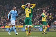 Norwich City v Manchester City 120316