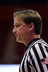 26 January 2016: John Higgins during the Illinois State Redbirds v Drake Bulldogs at Redbird Arena in Normal Illinois (Photo by Alan Look)