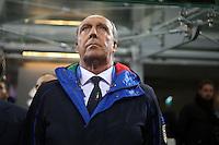 can - 15.11.2016 - Milano - Amichevole   -  Italia-Germania  nella  foto: Giampiero Ventura