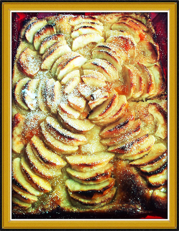 apple tartin,pie