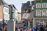 Gebouw naast geboortehuis Jheronimus Bosch ingestort